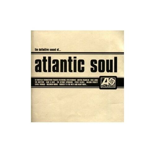 1 of 1 - Various Artists - The Definitive Sound Of Atlantic ... - Various Artists CD KZVG