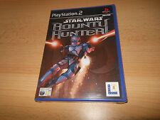 PLAYSTATION 2  Star Wars: Bounty Hunter -NEW  SEALED  uk pal version