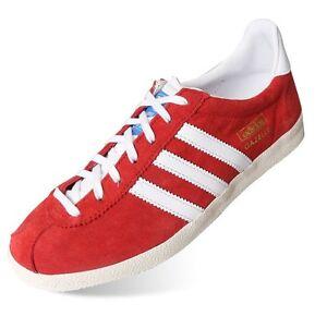 red adidas gazelle og