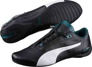 best loved e7ee9 d3d8e Image is loading Puma-Mercedes-Amg-Petronas-Future-Cat-Trainers-305942-