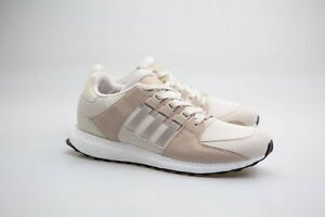 0 Adidas Men EQT SUPPORT ULTRA white cream white talc clear brown BB1239