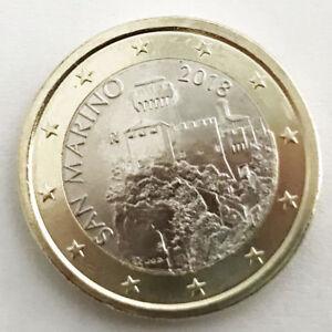 0a7f942cc9 Caricamento dell'immagine in corso 1-EURO-SAN-MARINO-2018-NUOVA-EFFIGE- MONETA-
