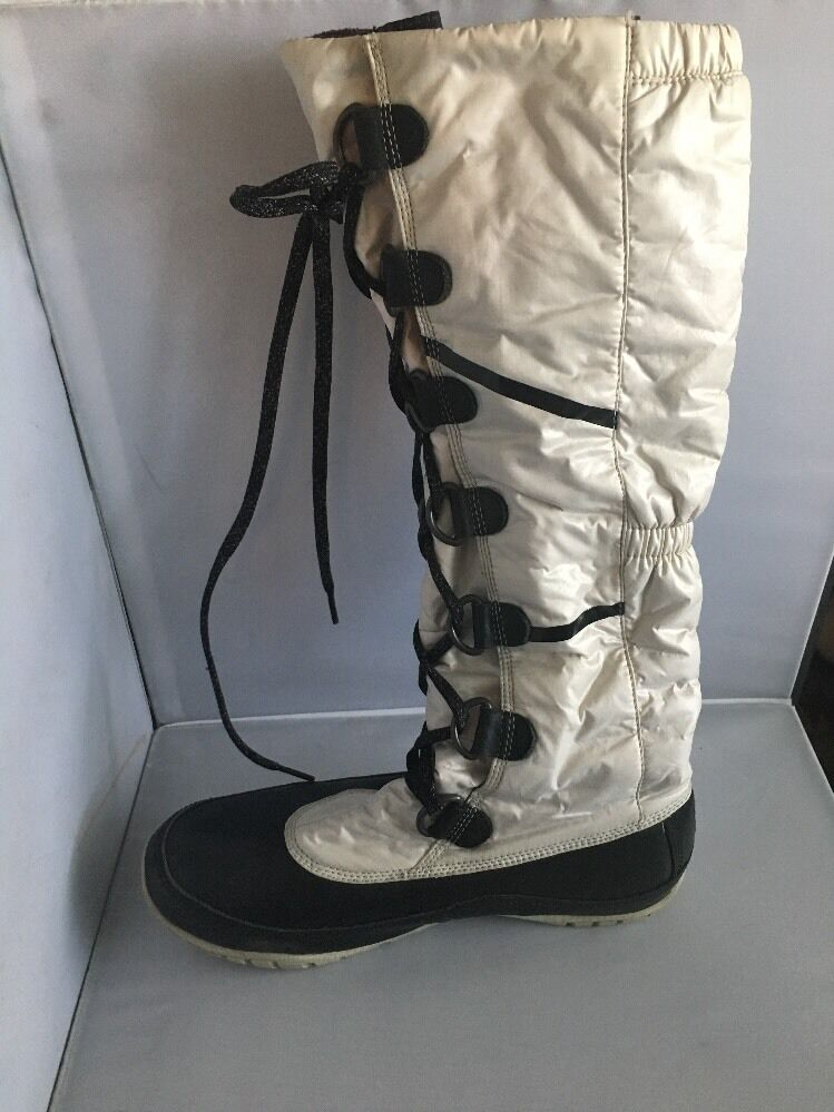 The Waterproof North Face Waterproof The Lace Boot Damenschuhe 8- Good Used Condition-Insulated b6 faad1a