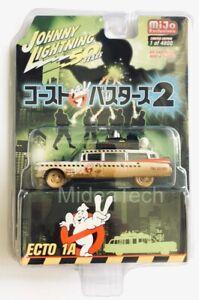 Johnny-Lightning-1959-Cadillac-Eldorado-Ghostbuster-Ecto-1A-1-64-JLCP7204-Chase