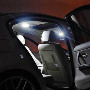 CanBus-Blanc-16pcs-Interieur-Lumiere-LED-Ensemble-pour-09-16-AUDI-A4-S4-RS4