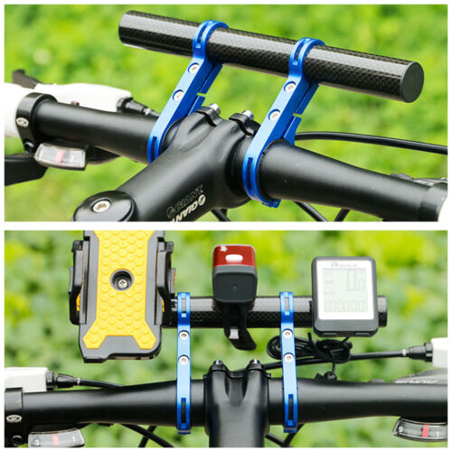 Colorful Mountain Bike Extension Double Frame Aluminum Tube High Quality