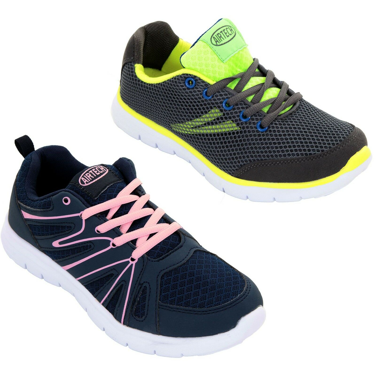 Men's/Women's Ladies Mesh Padded Neon Lace Up Sneakers Flat special Shoes Sport Trainers wholesale special Flat promotion Exquisite processing RB625 05be6a