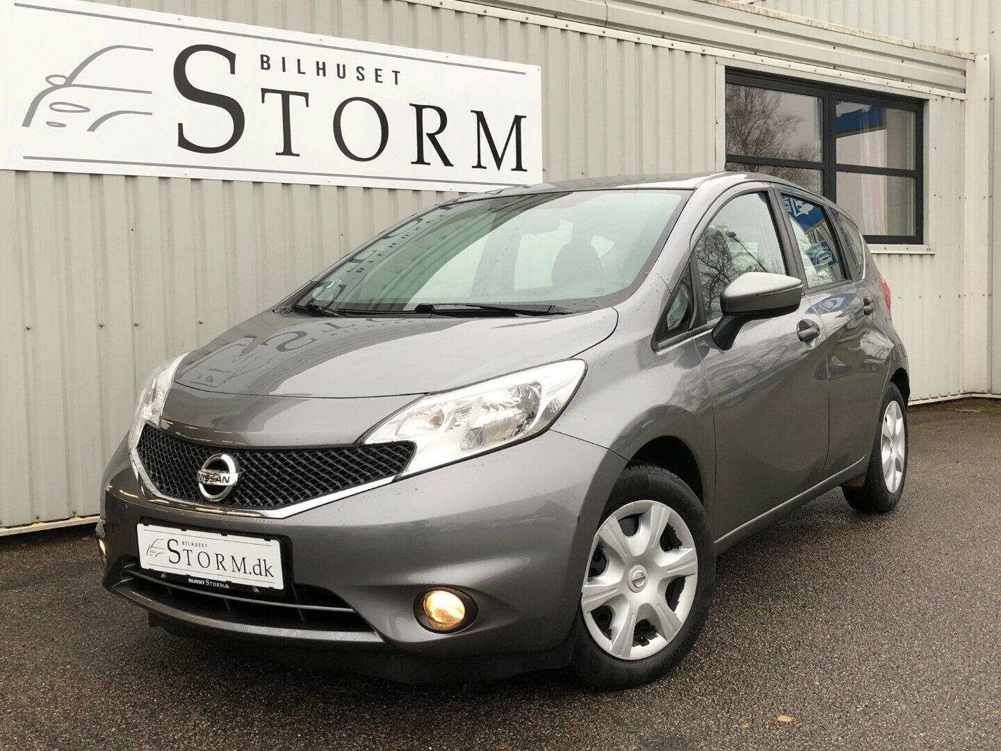 Nissan Note 1,5 dCi 90 Visia 5d