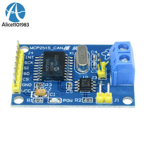 For-Arduino-MCP2515-CAN-Bus-Module-TJA1050-Receiver-SPI-Module