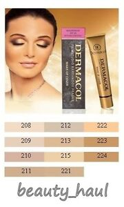 DERMACOL-MAKE-UP-COVER-Filmstudio-Extreme-Covering-Foundation-ALL-SHADES-30g