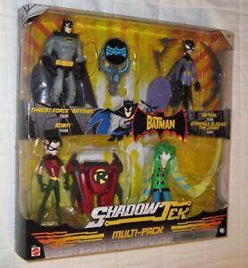 THE BATMAN SHADOW TEK 4-pack Mattel L4599, The Batman, Robin, Batgirl, The Joker - Gratkorn, Österreich - THE BATMAN SHADOW TEK 4-pack Mattel L4599, The Batman, Robin, Batgirl, The Joker - Gratkorn, Österreich