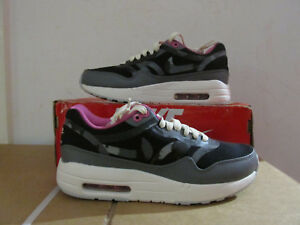 Details about Nike Womens Air Max 1 Cmft PRM Tape Trainers 599895 006 sneakers CLEARANCE