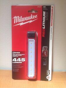 Milwaukee 211221 USB Rechargeable ROVER Pocket Flood Work Light