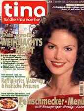 Zeitschrift TINA Nr. 51 v 1999, Weihnachtsheft; Nervensägen; Reportage Pastorin