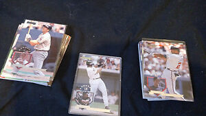 1994-Donruss-Baseball-Series-1-Complete-Set-MLB