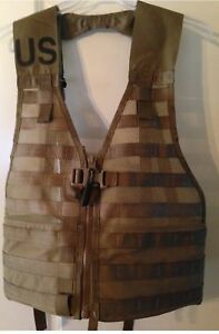 New-USGI-MOLLE-II-FIGHTING-LOAD-CARRIER-FLC-TACTICAL-VEST-Coyote-Camo-USMC