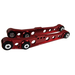 Blox-Racing-Billet-Rear-Lower-Control-Arms-EG-DC-EF-DA-BXSS-21203-RED-LCA-Civic