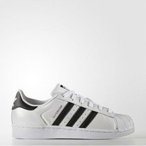 Adidas superstar iridescente bianco / nero s75873 originali - - - iridescente finire 39ffe1