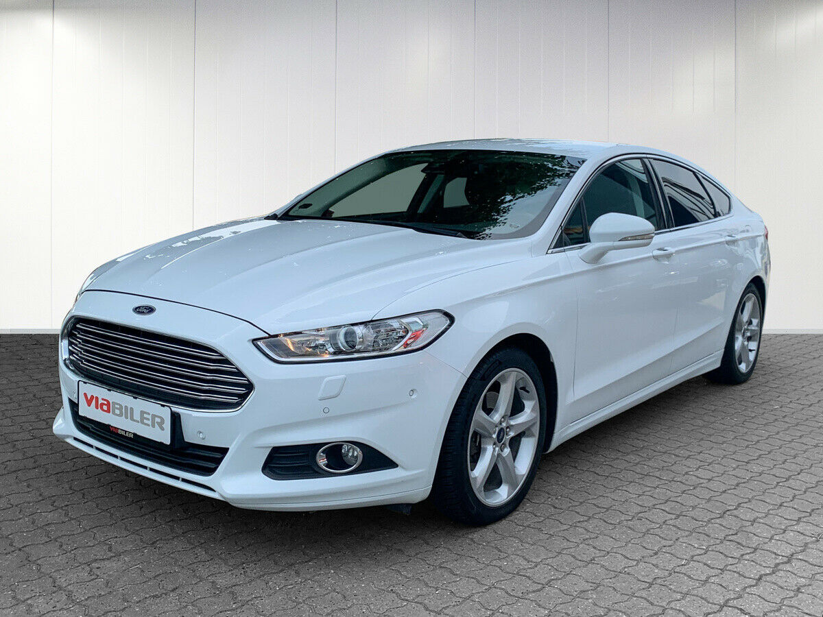 Ford Mondeo 2,0 TDCi 150 Trend 5d - 144.900 kr.