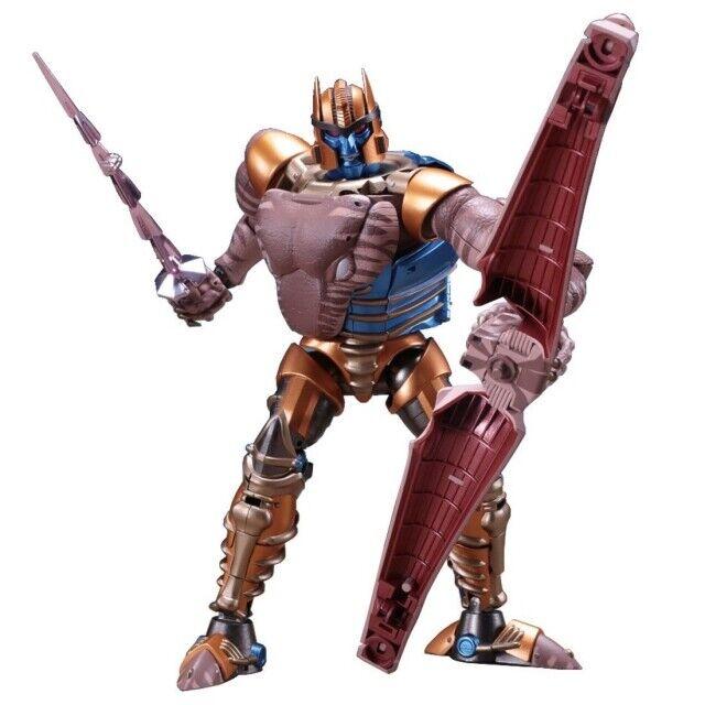 Transformers obra maestra-MP-41 Dinobot-las guerras de las Besteias
