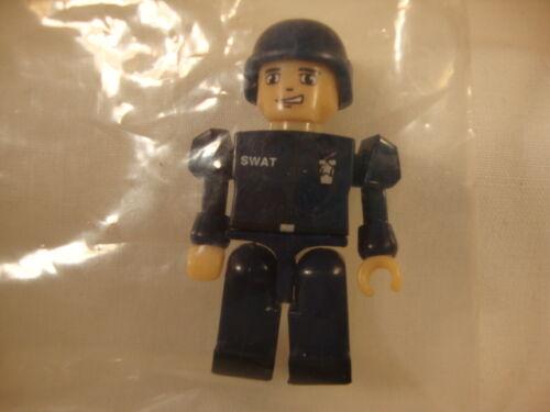 2010-Hasbro-Transformers-Kreon Figure-police. Kre-O