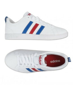 f1ced6b6ba05 Image is loading Adidas-VS-Advantage-Shoes -F99255-Athletic-Sneakers-Skateboard