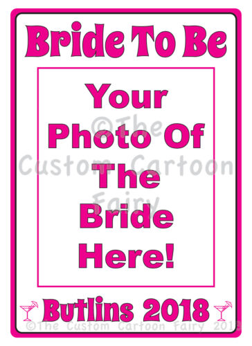 Personalised Iron on Photo T-shirt Transfer for a Hen Do//Party A5 or A4 size