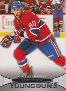 2011-12-Upper-Deck-Young-Guns-RC-219-Aaron-Palushaj-Canadiens