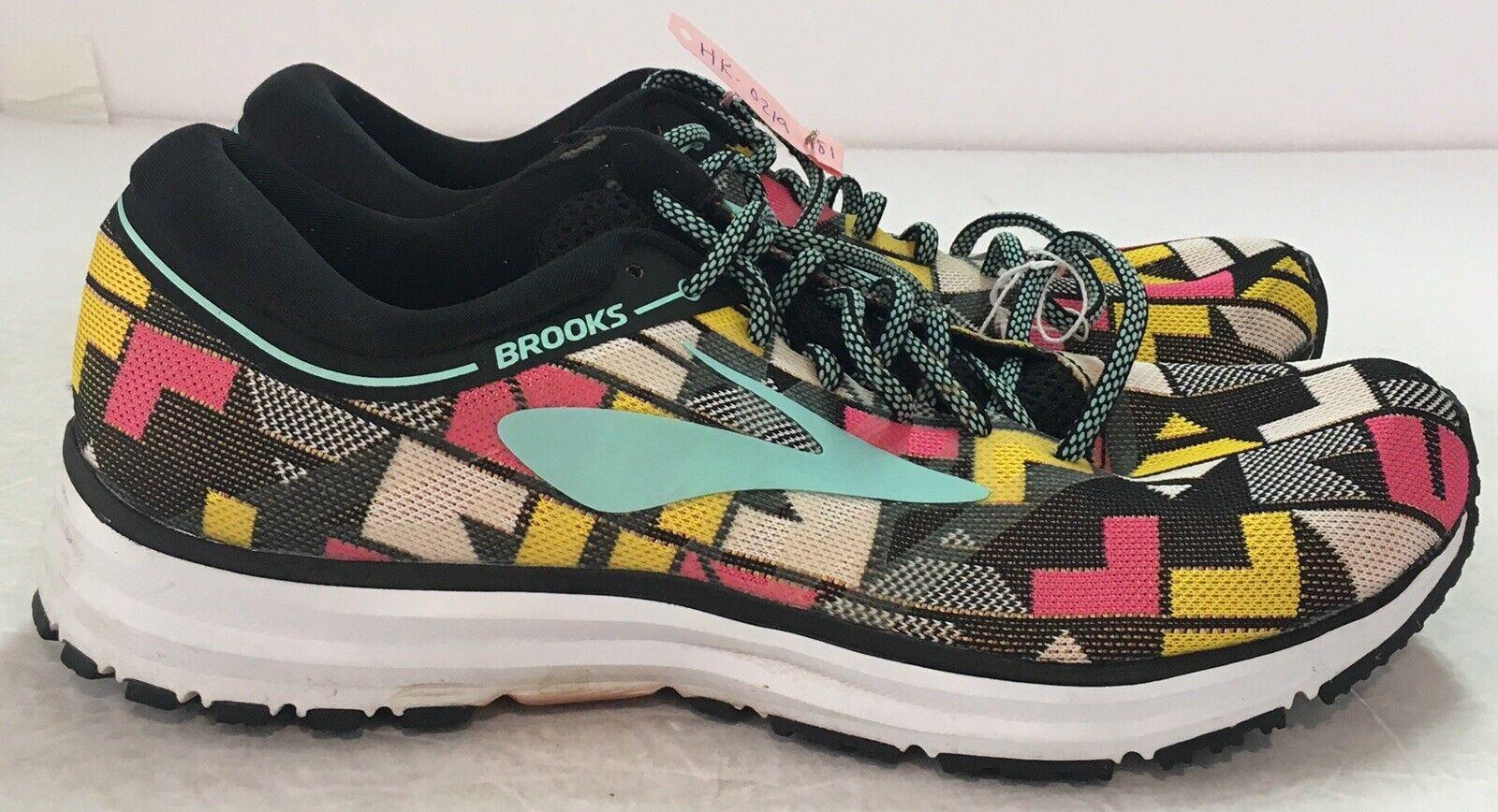 BROOKS Revel damen Multi-Farbe Athletic Running schuhe Sz 11