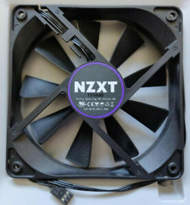 Oem Genuine Nzxt Rifle Bearing Rf Af12c Rb Case Fan Ebay