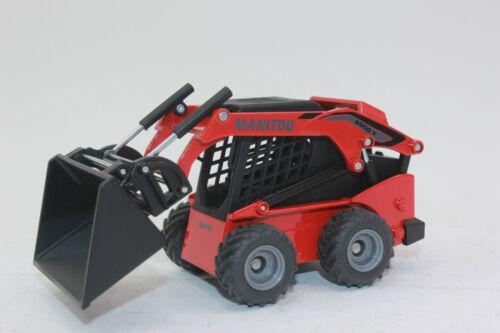 Siku 3049 Manitou 3300 V de cargador compacto con cambiador rápidamente 1:32 nuevo en OVP