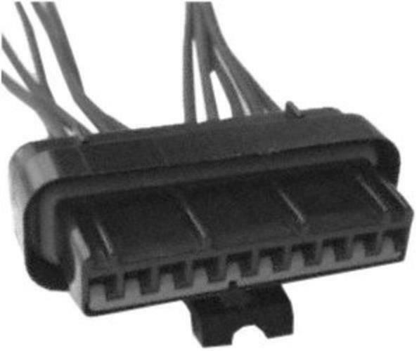 Motorcraft Ford Cruise Control Module Wiring Pigtail