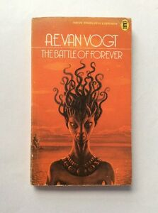 Sci Fi Book  The Battle of Forever by AE Van Vogy  paperback - <span itemprop='availableAtOrFrom'>Haslemere, United Kingdom</span> - Sci Fi Book  The Battle of Forever by AE Van Vogy  paperback - Haslemere, United Kingdom