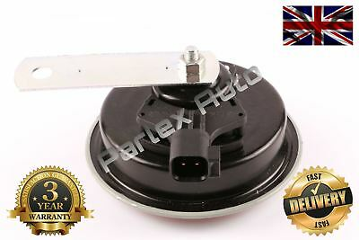 Brand new O.E low Pitch Horn Hooter /& Support Pour Ford Transit MK6 2000-2006