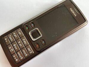 Nokia 6301-Kaffee (entsperrt) Handy