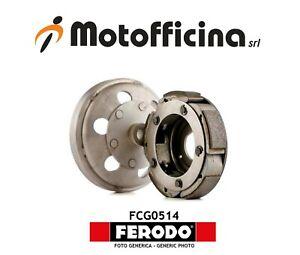 KIT-FRIZIONE-CENTRIFUGA-E-CAMPANA-FERODO-FCG0514-APRILIA-SCARABEO-LEONARDO