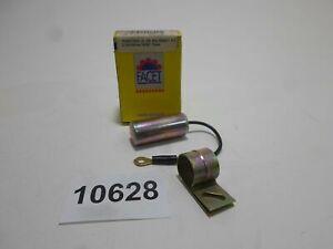 Condenser System Ignition Condenser Ignition FACET RENAULT 4 112 1983