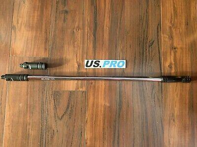 """US Pro 1//2/"""" Drive Heavy Duty Breaker Knuckle Socket Bar 24/"""" Spare Head 1588"""