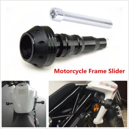 Motorcycle CNC Aluminum Alloy Frame Slider Anti Crash Falling Engine Protector