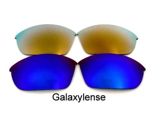 Jacket De Gafas Para Repuesto Y Sol Half Lentes Galaxy Azul Dorado Oakley  qCRpg ea18799a5f