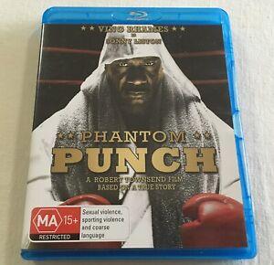 Phantom-Punch-2009-Blu-Ray-Region-B-Like-New-Ving-Rhames-Sonny-Liston