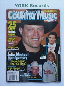 Modern Screens Country Music Magazine May 1996 John Michael