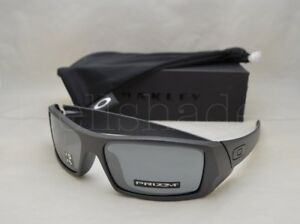 a821c8dfae1d9 Oakley GASCAN (OO9014-35 60) Steel with Prizm Black Polarized Lens ...