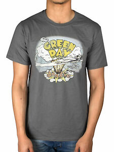 Official Green Day Dookie Vintage T Shirt Nimrod American