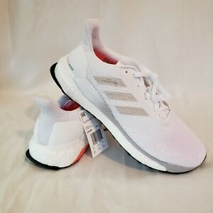 Adidas-Solar-Boost-19-M-Cloud-White-Mens-Size-8-5-Running-Shoes-Sneakers-G28058