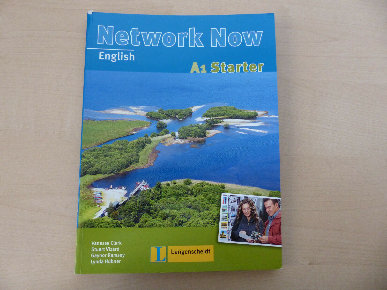 Network Now Englisch A1 Starter Langenscheid mit CD's - Unbekannt