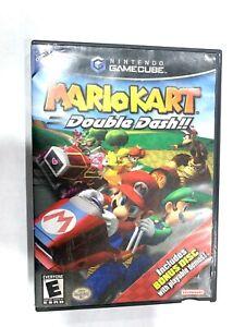 Mario Kart: Double Dash!! (Nintendo Game Cube) Complete -- with bonus disc
