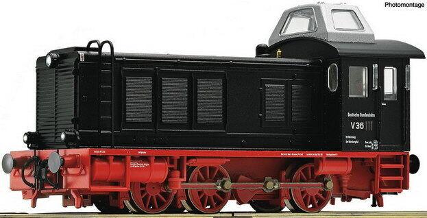Roco 73069 diesellok V 36 DB época III sonido nuevo embalaje original