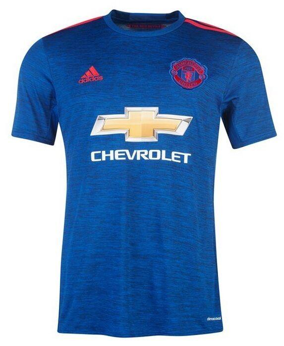 Trikot Adidas Manchester United 2016-17 Away [128-XXL] Ibrahimovic Pogba Rooney
