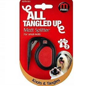 MATT-SPLITTER-cats-amp-dogs-Mikki-Knots-Tangles-Pet-Grooming-BladeTool-bp